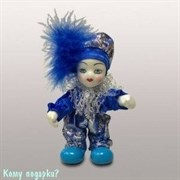 "Фигурка ""Клоун"", h=12 см, синий"