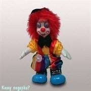 Фигурка «Клоун», h=10 см, разноцветный