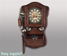 Ретро-телефон настенный, 28х14х47 см