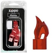 "Дисплей ""Пластиковые огоньки Zippo"" 5 шт., 7x15 см"
