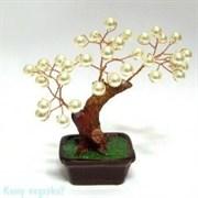 Дерево с жемчугом, h=14 см
