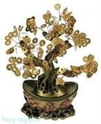 Композиция «Денежное дерево», 20x12x23 см