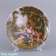 Декоративная тарелка, d=19 см