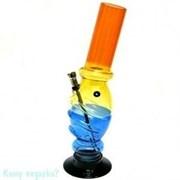 Кальян пластиковый, 33 см, три цвета