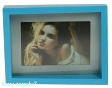 Фоторамка MORETTO, 21x15 см, голубая