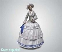 Статуэтка «Девушка с платком», 29 см