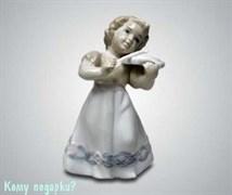 Статуэтка «Девочка со скрипкой», 14 см