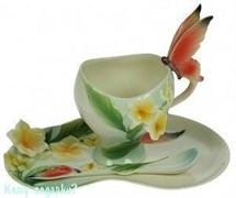 Подарочный чайный набор «Бабочки»