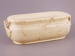 Цветочница «Романо» старинная персиковая