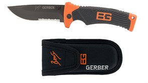 Складной нож Gerber Bear Grylls Folding Sheath 31-000752