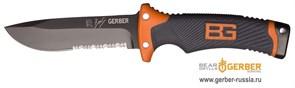 Нож фиксированный Gerber Bear Grylls Ultimate 31-000751NR