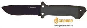 Нож фиксированный Gerber LMF II Asek Green 22-01627GR