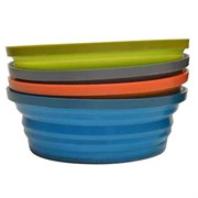 "Тарелка Gerber Bear Grylls ""Pack-It Bowl"", B1403"
