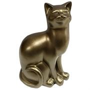Фигура декоративная Кошка L12W7H20см