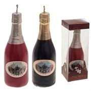 Свеча Бутылка L5.5W5.5H15.5 см