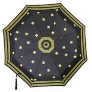 Зонт полный автомат Givenchy цвет: черный с золотом