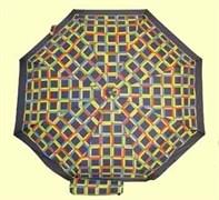 Зонт полный автомат Яркие кубики