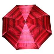 Зонт полный автомат Атласный цвет: Бордовый