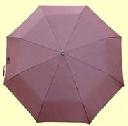 Зонт полный автомат цвет: розовый