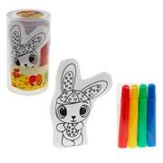 Набор для раскрашивания Кролик