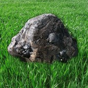 Камень с ракушками коричневый L57Н32 см.