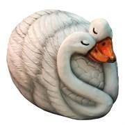Камень декоративный Лебеди L50W36H28 см.