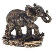 Фигура декоративная Слон L15W8H14 см.