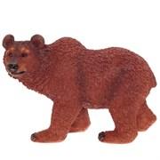 Фигура садовая Медведь L51W28H31.5 см.
