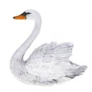 Фигура садовая Лебедь большой L41W22H38 см.