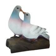 Фигура садовая Пара голубей L21 W13.5H21 см.