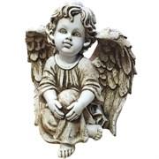 Фигура декоративная Ангел Н27 см.