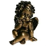 Изделие декоративное Ангелочек L12.5W10H18 см.