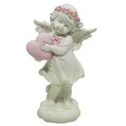 Фигурка декоративная Ангелочек любви L13.5W8.5Н25 см.