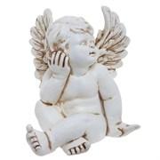 Фигура декоративная Ангел L24W25H28 см.
