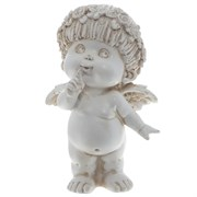 Фигура декоративная Ангел антик L10W8.5H14.5 cм.