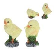 Фигурка садовая Цыплёнок H 15 см.