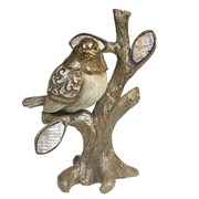 Фигурка декоративная Красивая птичка на ветке L18W8H20.5см