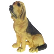 Фигура садовая Собака Бландхаунд L21W27H37 см.