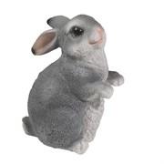 Фигура декоративная Кролик L8W8H13см