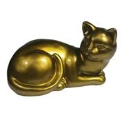Фигура декоративная Кошка L17W11H10.5см