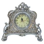 Композиция время цвет: серебро L21W6.5H19см