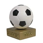 Изделие декоративное Мяч на подставке цвет: акрил L5W5H8.5см