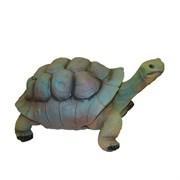 Фигура декоративная садовая Черепаха большая L35W49H24см