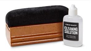 Набор для чистки пластинок Crosley Cleaning Kit AC20
