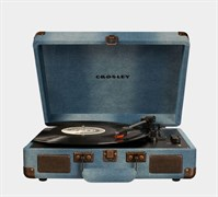 Проигрыватель Crosley Cruiser Deluxe Denim CR8005D-DE