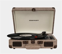 Проигрыватель Crosley Cruiser Deluxe Havana CR8005D-HA