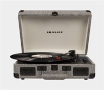 Проигрыватель Crosley Cruiser Deluxe Herringbone CR8005D-HB