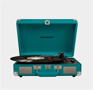 Проигрыватель Crosley Cruiser Deluxe Teal CR8005D-TL