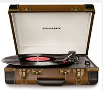 Проигрыватель Crosley Executive Deluxe CR6019D-BR