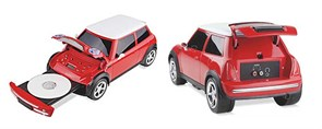 Проигрыватель Playbox Mini Cooper PB-08-SL